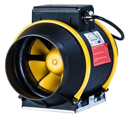 """Pode ventilar o ventilador máximo da série 420 CFM Pro, 6 """"crescer ventilador de barraca"""